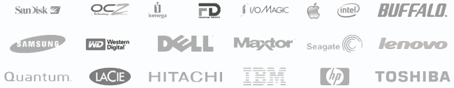 Certified by Apple, Dell, Maxtor, Samsung, Seagate, Quantum, IBM, HP and Toshiba
